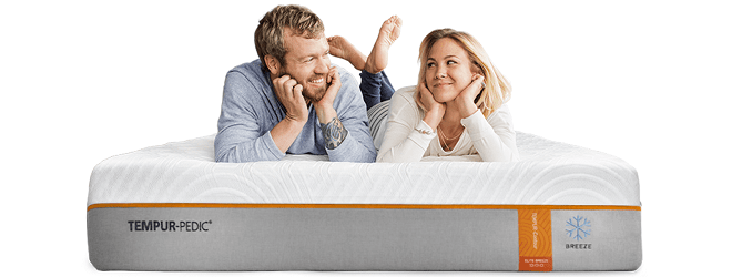 tempur matelat innovation technologique breeze
