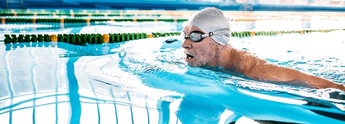 prescription sportives médecins piscine sénior