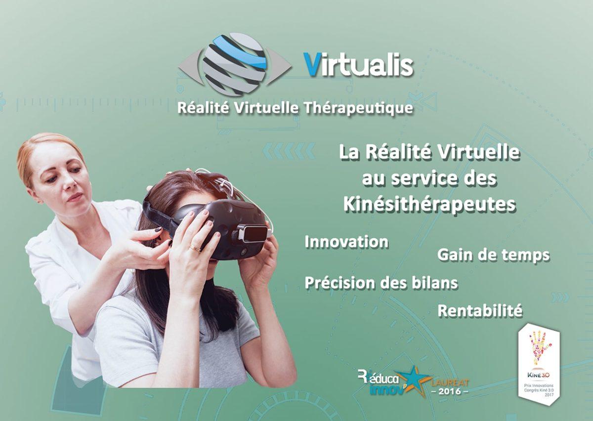 Virtualis : Réalité Virtuelle Thérapeutique