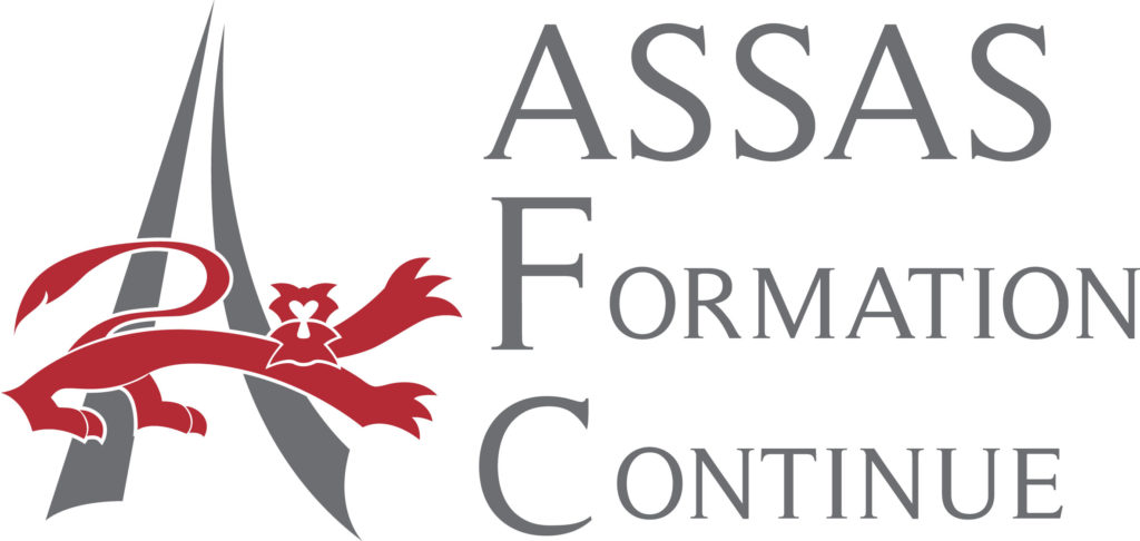 Assas Formation Continue - Logo