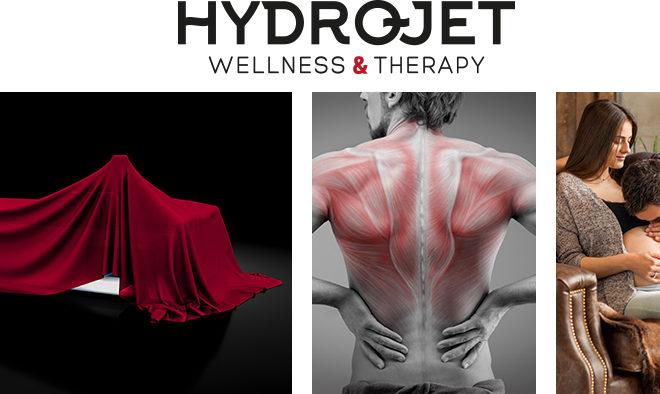 Présentation en avant-première mondiale du nouvel HYDROJET, une table de massages et de rééducation hydro-active révolutionnaire