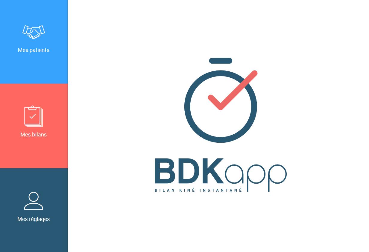 BDKapp, la première appli qui révolutionne les bilans kinés