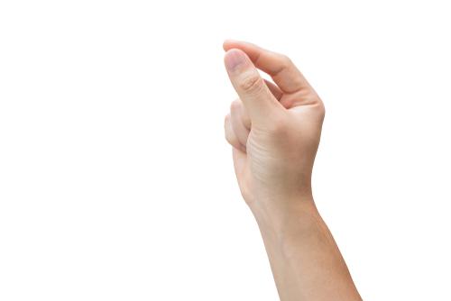 Un petit rappel sur la main et le toucher